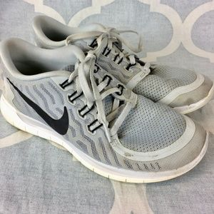 Nike Free 5.0 Women's Training Shoes (Size 7.5)